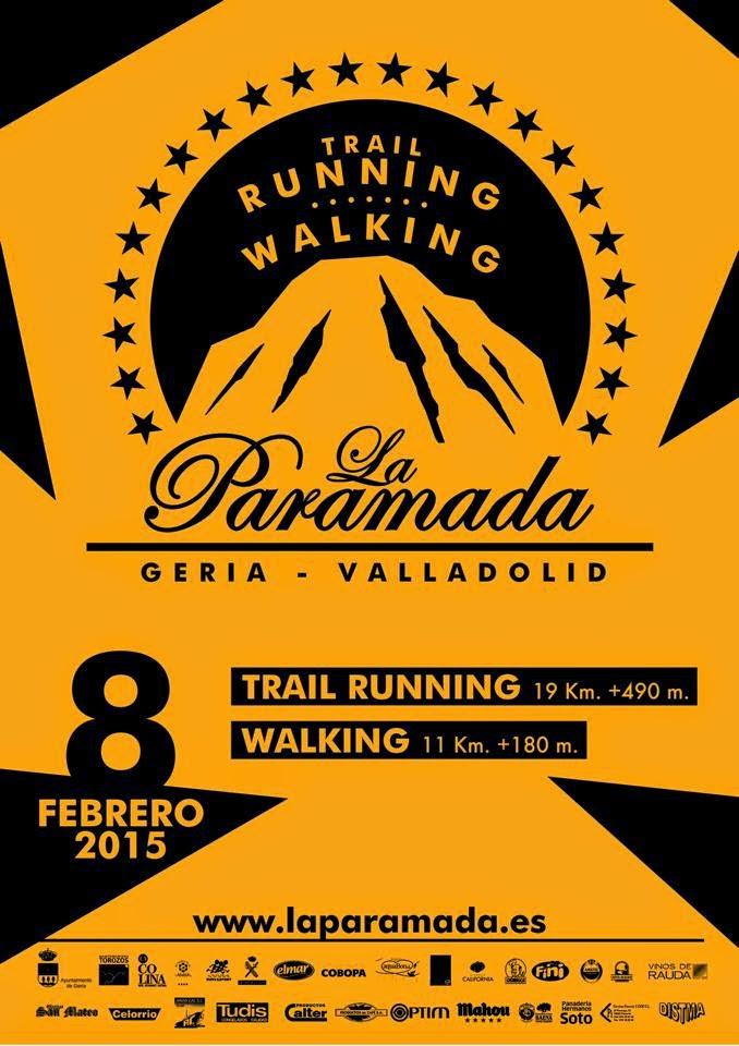 Cartel de la primera edición de La Paramada. /TRAILCYL.COM