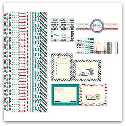 Stampin' Up! Waiting For Santa Ensemble - Digital Download