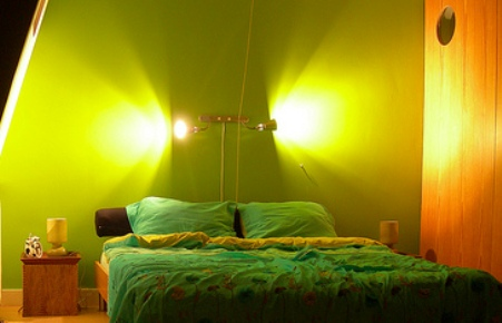 Design Classic Interior 2012: Bedroom Wall Lamps
