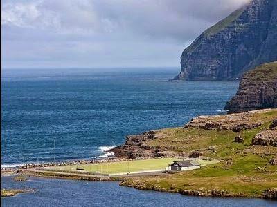 4. Estadio de Toftir (Islas Feroe)