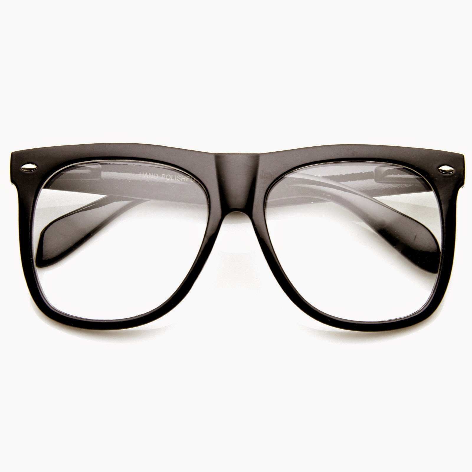 brown-hipster-glasses-framesclear-lens-hipster-glasses-frame-wayfarar ...