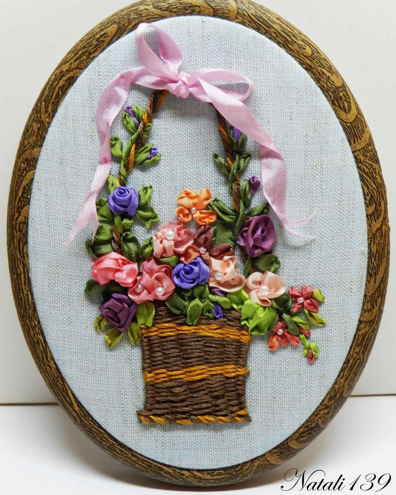Фото конкурсов вышивки лентами