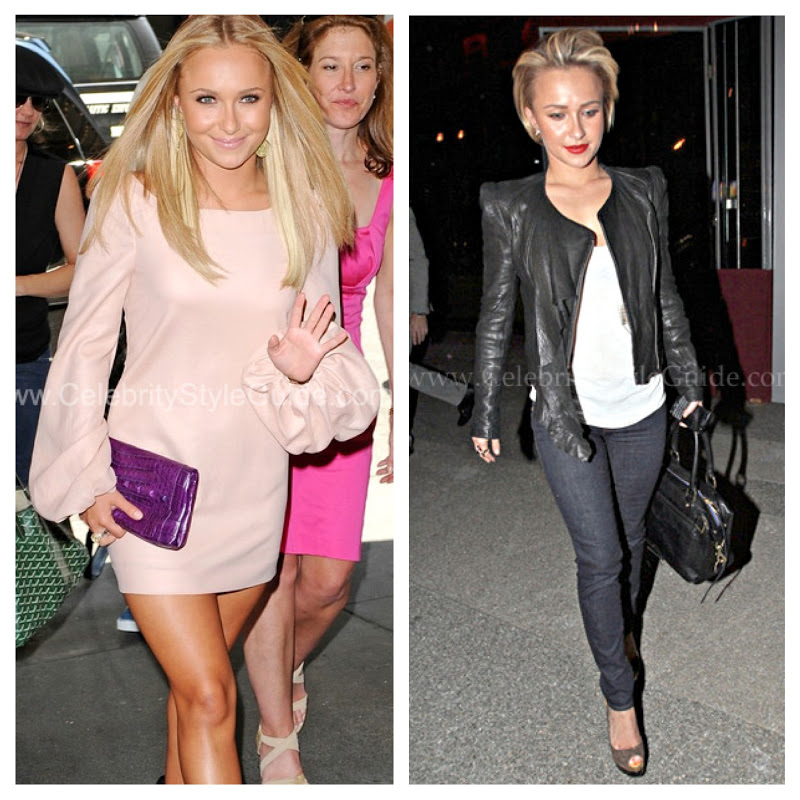 Are You A Fan Of Hayden Panettiere's Girly Style?