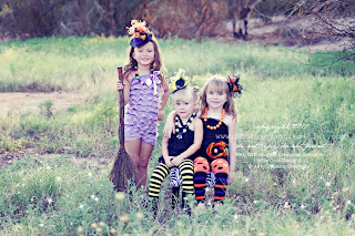 Witch Hats, Halloween leg warmers