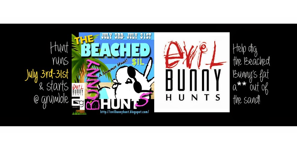The Beached Bunny Hunt 5