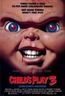 Chucky El Muneco Diabolico 3 (1991) - Latino