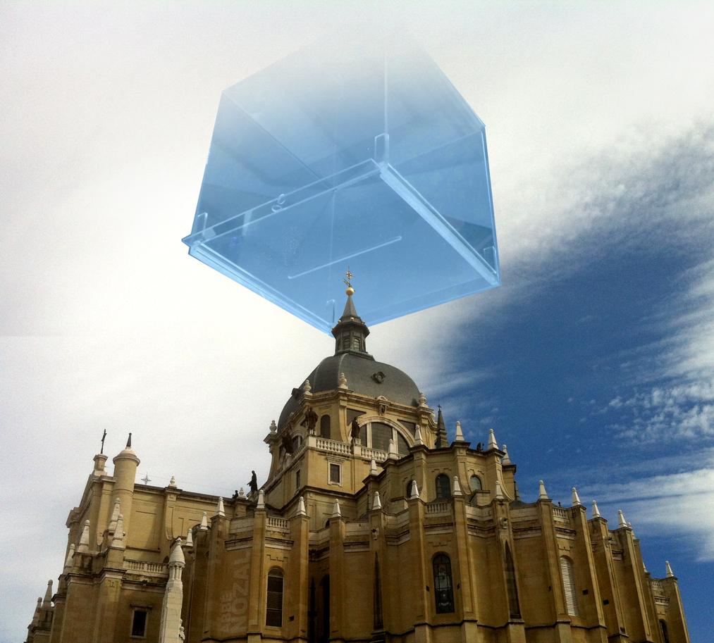 Satán tentando a la Iglesia, 2015 Abbé Nozal