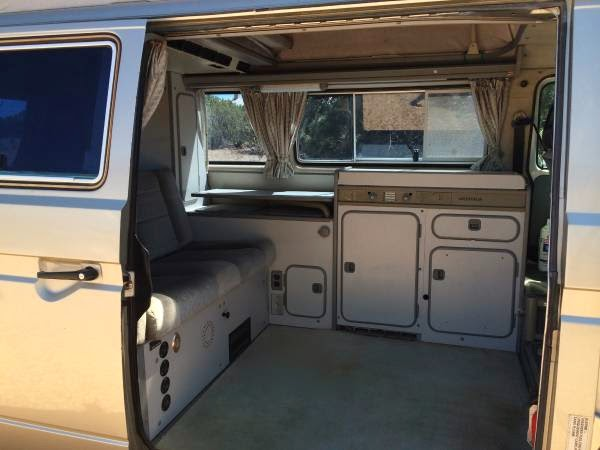 1987 vw westfalia camper for sale buy classic volks for Interior westfalia