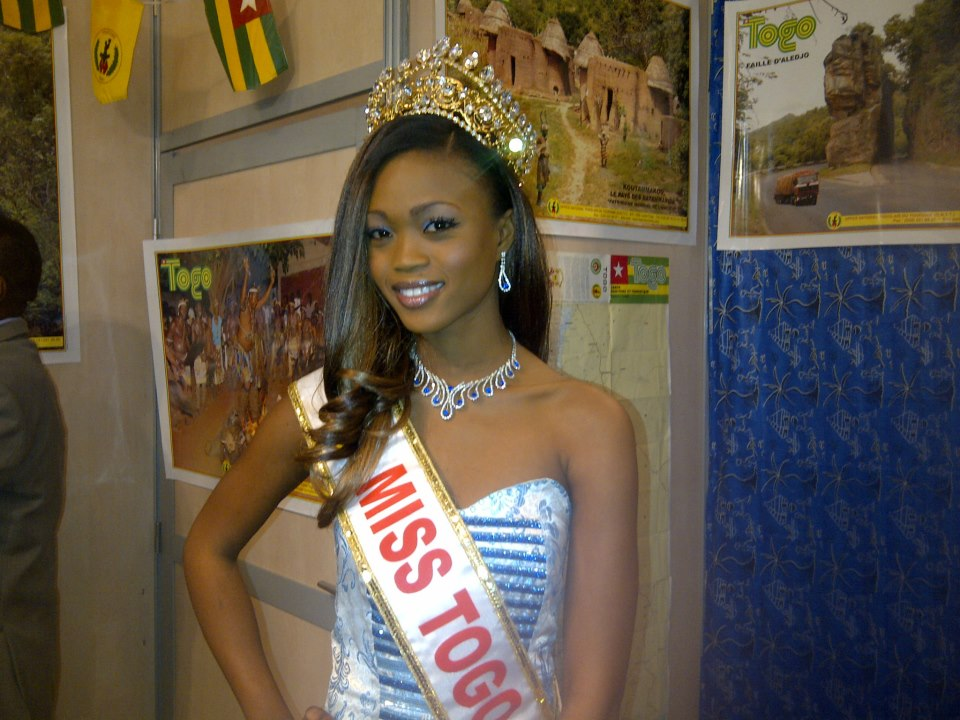 Marine lorphelin: Miss Togo Universe 2012 New Pictures