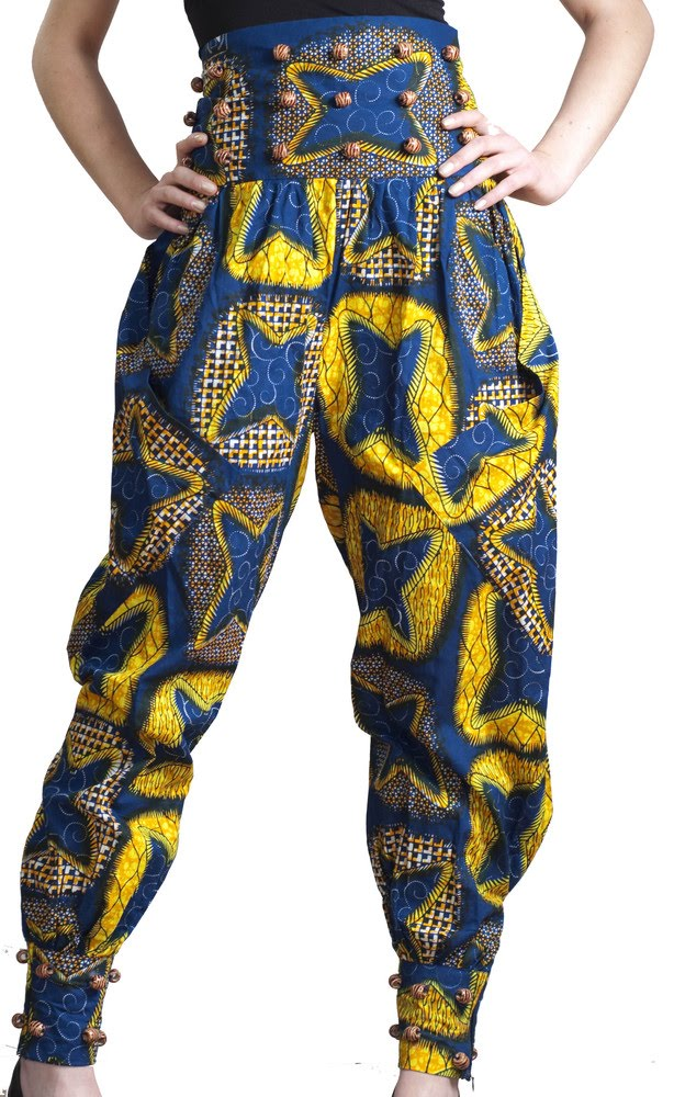 Love21 COQUETTE: African Print.