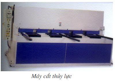 Hệ điều khiển thủy khí nén
