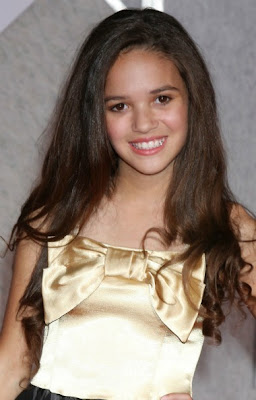 Madison Pettis Straight Hair