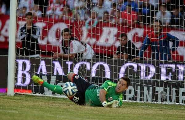 Leandro Chichizola, Leando Chichizola, Chichizola, Penal, River, River Plate, Estudiantes, Estudiantes de La Plata,