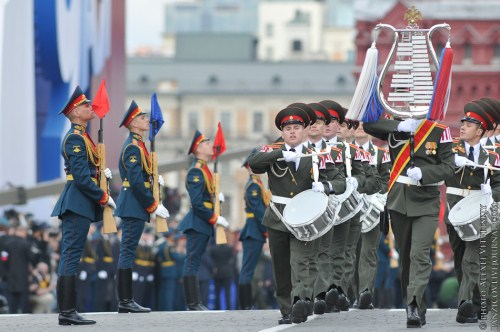 2011 Russian Victory Day Prade in Moscow Seen On www.coolpicturegallery.us