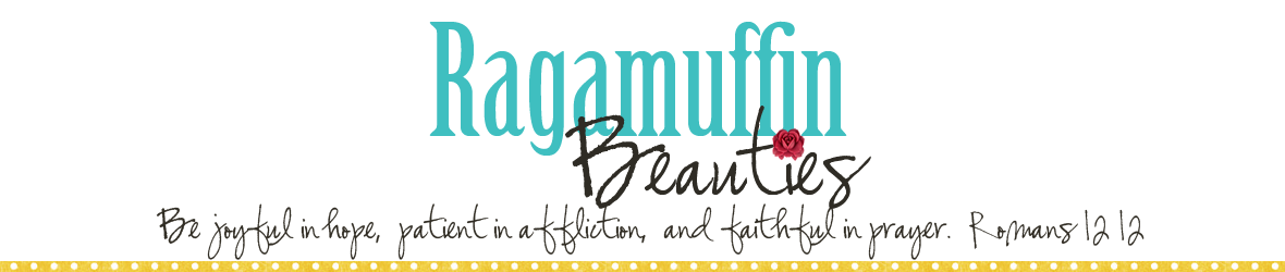 Ragamuffin Beauties Landing Page