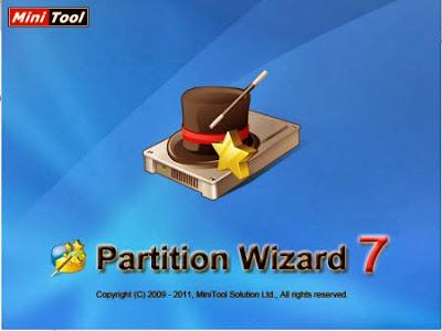 Cara Partisi SDCard Android Dengan MiniTool Partition Wizard