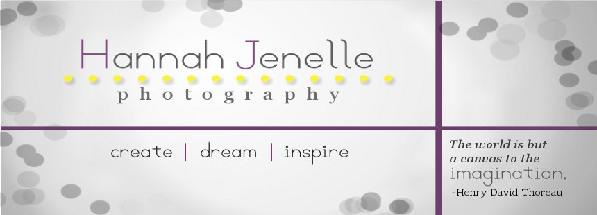 Hannah Jenelle                   Photography