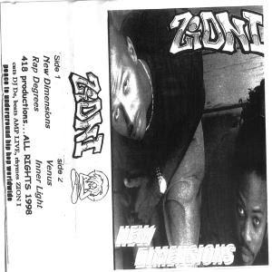 Zion I – New Dimensions EP (Cassette) (1998) (192 kbps)