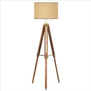 Copy Cat Chic: Pottery Barn Surveyor's Floor Lamp