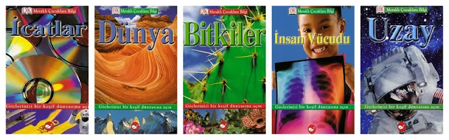 merakli çocuklara bilgi dizisi serisi