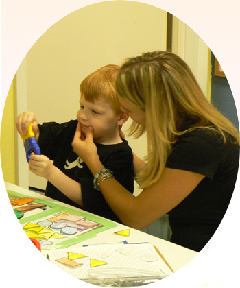Child speech therapy