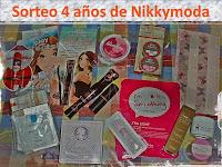 """Sorteo en el blog """"Nikky, loca por la moda"""""""