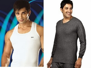 Rupa Jon Premium Sleeveless Vests – Set of 5 for Rs.200 | Lux Inferno Round Neck Full Sleeves Thermal Inner -Upper for Rs.268 at Rediff (Valid till 23rd Dec'13)