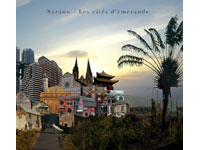 Syrano, Les Cités d'émeraude