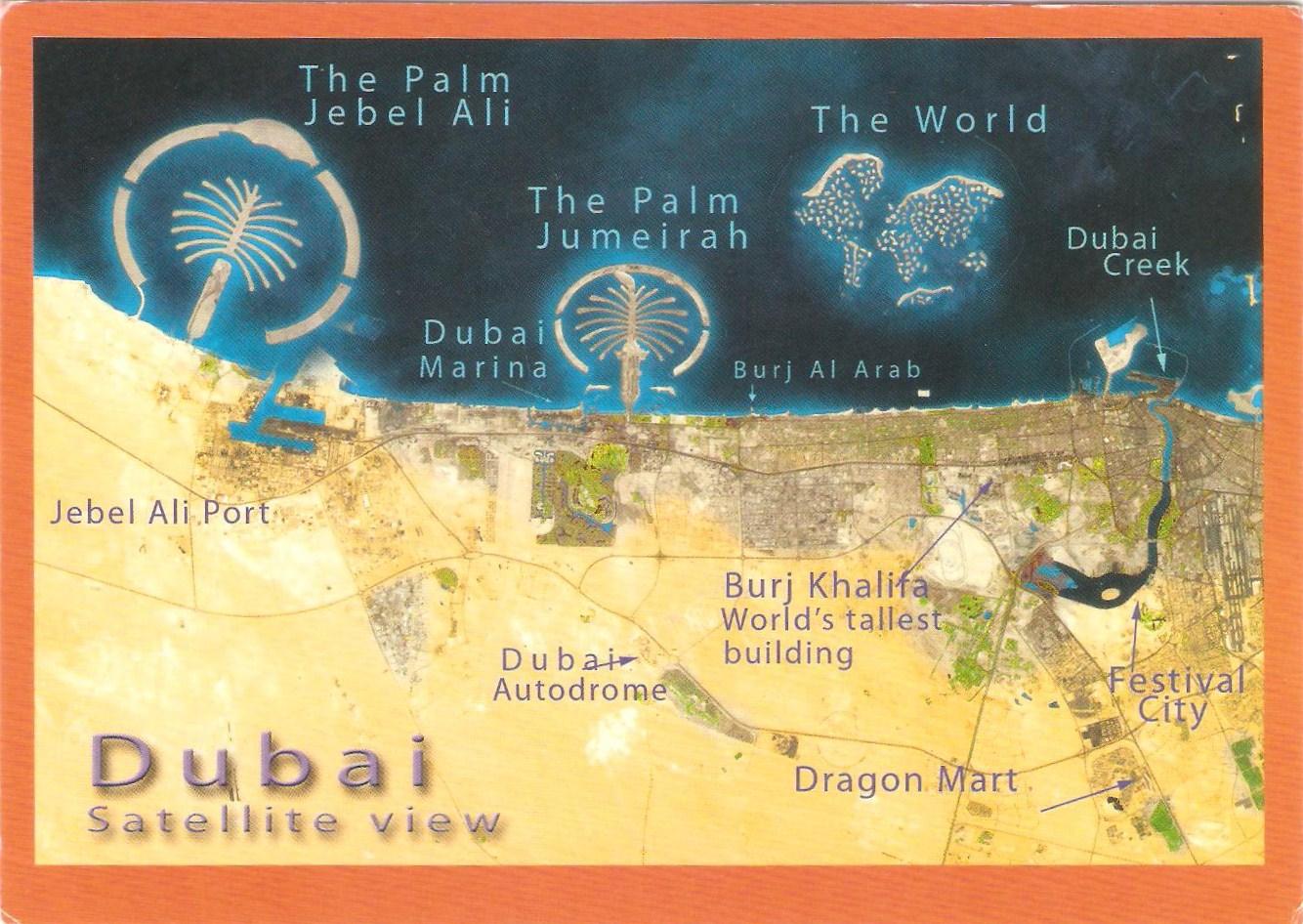 Gone postal dubai satellite view dubai satellite view gumiabroncs Image collections