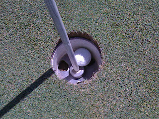 Hole in one on #7 at Chipeta Golf Course on June 23, 2012