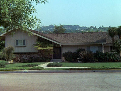 Brady Bunch House Exterior