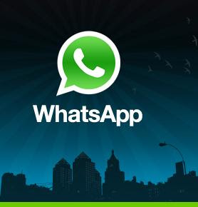 WhatsApp di BlackBerry
