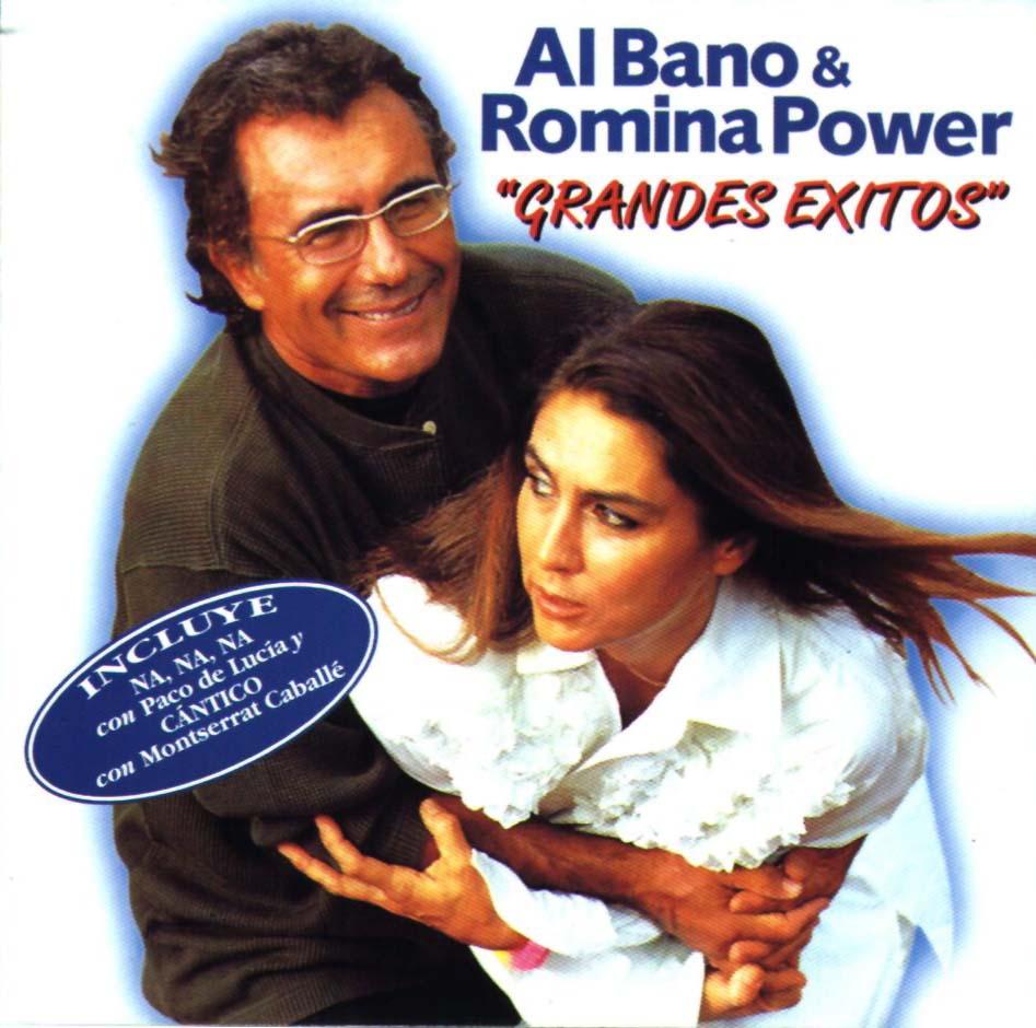 Al bano y romina power discos para el recuerdo for Bano y romina power