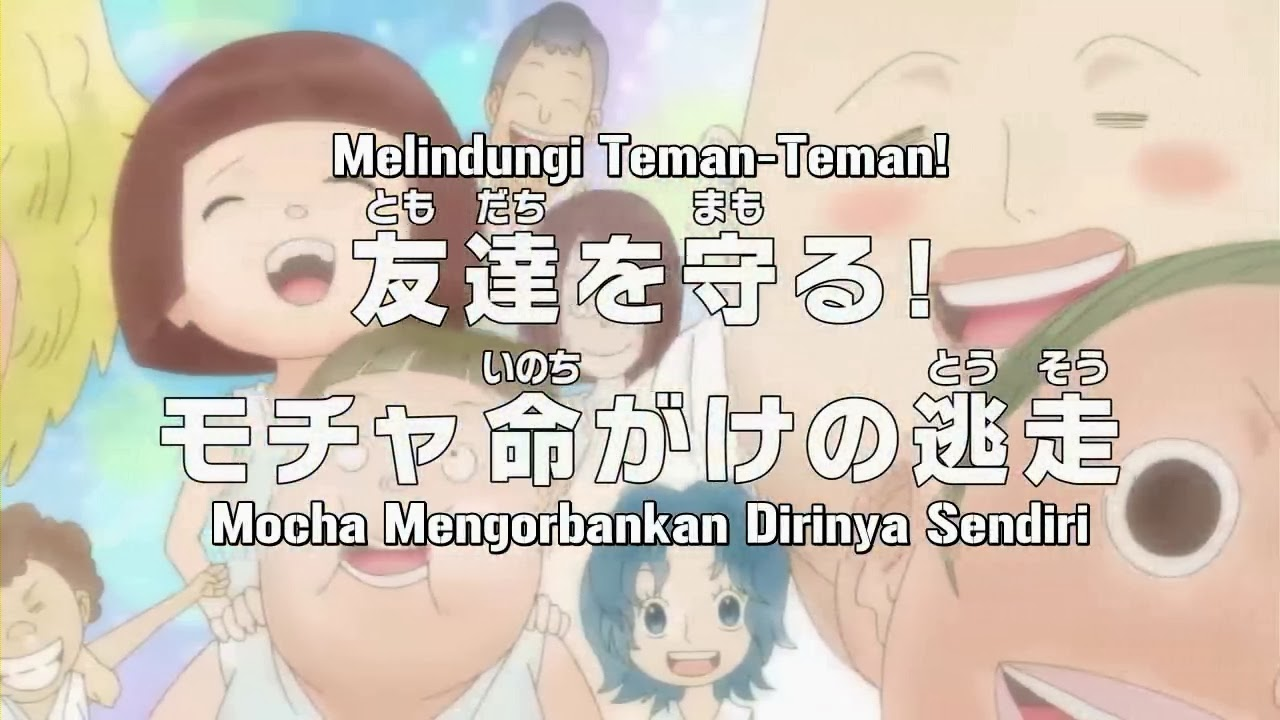 One Piece Episode 614 Subtitle Indonesia 3GP