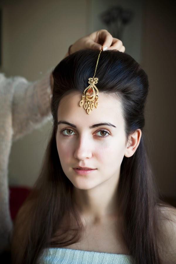 Galina Thomas: Asian Bridal Makeup Tutorial (Part II + VIDEO)