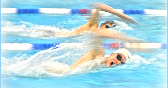 Is swimming effective for weight loss and tone muscles for How to lose weight in swimming pool