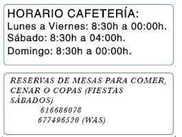 Cafetería - Restaurante MIÑO GOLF