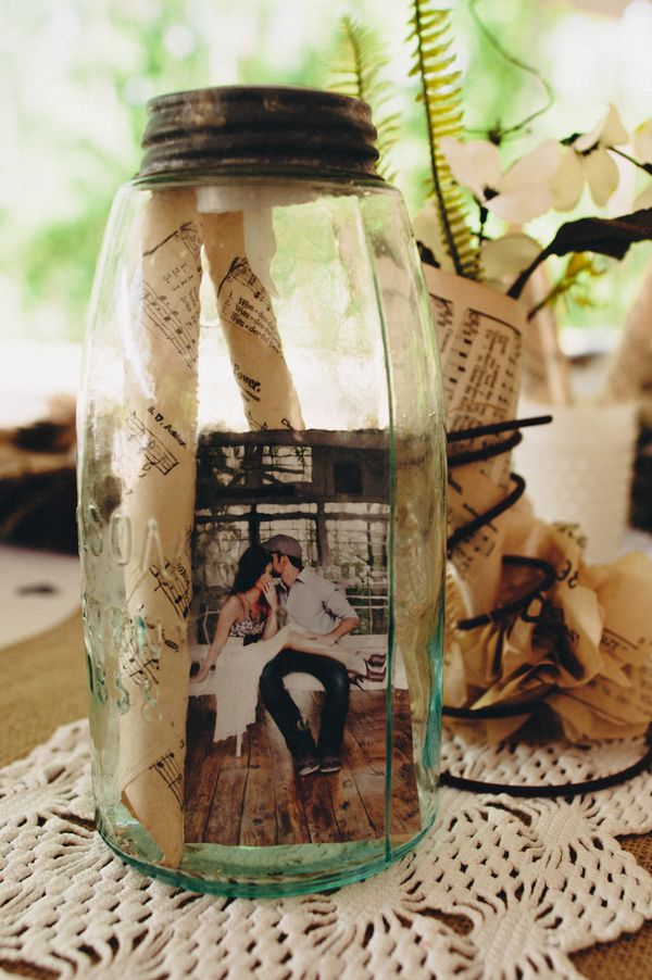Wedding Decor Ideas Photo Centerpieces Lots Of Love Susan