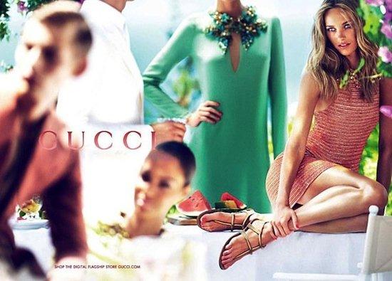 gucci resort 2013 ad campaign
