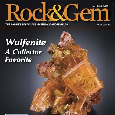 Rock & Gem magazine | September 2015 - Download