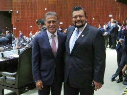 Ratificación de Yunes, anuncia nueva era para Veracruz: Enrique Cambranis