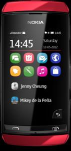 WLAN Nokia asha 306