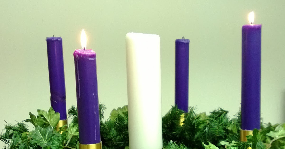 Advent Candle Lighting Readings 2015