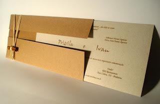 envelopes para convites - ideias, fotos e modelos