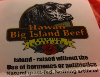 Hawaii Big Island Beef