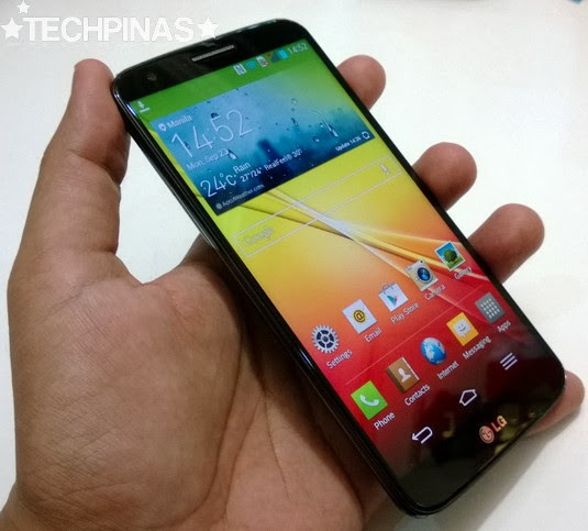 LG G2, LG G2 Philippines, LG G2 In The Flesh