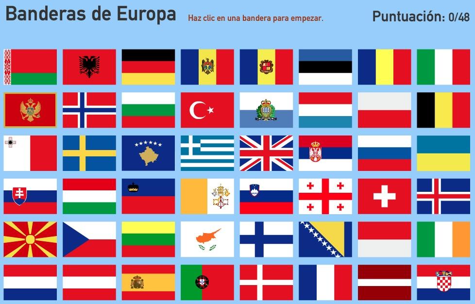 Cuaderno De Aula Juega con Europa y la Unin Europea pases