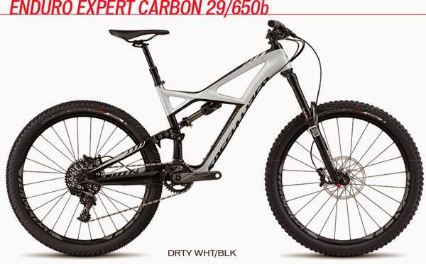 2015 Enduro Expert Carbon 29/650b