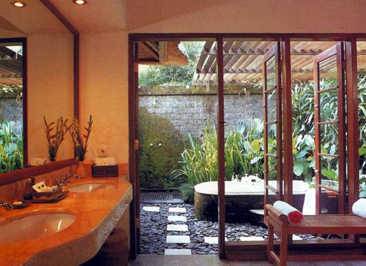 Casas de banho de luxo ideias decora o mobili rio for Casas modernas estilo zen