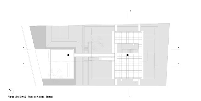 Third floor floor plan